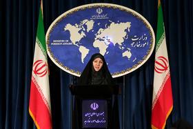 محکومیت انفجارهای لبنان از سوی سخنگوی وزارت خارجه ایران