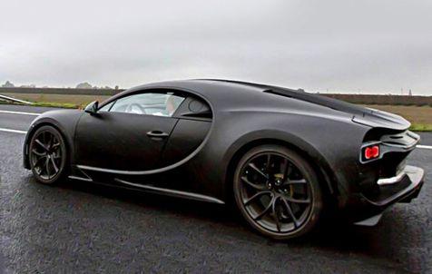 با سریع ترین خودرو جهان آشنا شوید؛ بوگاتی ویرون