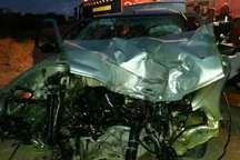 حادثه رانندگی در محور سنندج مریوان سه مصدوم بر جای گذاشت