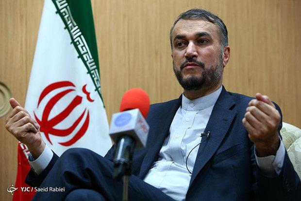 امیرعبداللهیان: امنیت پایدار ایران مرهون هشدارها و اقدامات موثر رهبری است/ تاکید بر تولید ملی و اشتغال با وجود امنیت