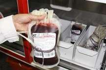 اهدای 9 هزار و 181 واحد خون در همدان