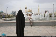 حال و هوای حرم مطهر امام خمینی(س) در ایام نوروز