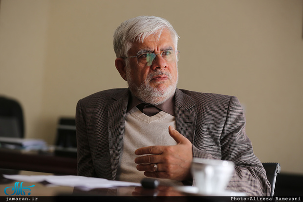 واکنش محمد رضا عارف به شماره تلفن دادن آمریکایی ها