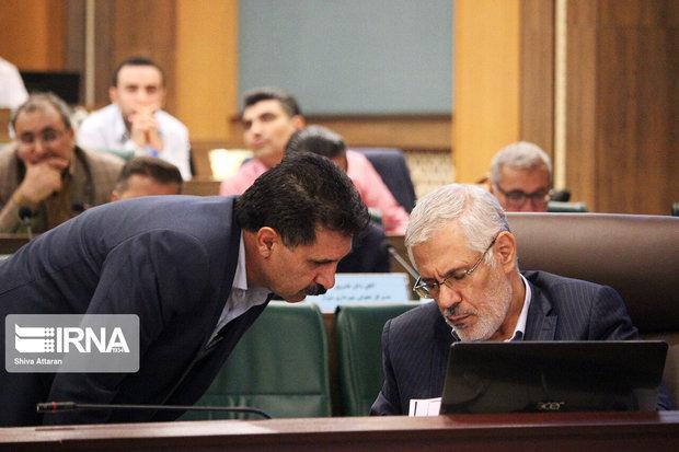 عبدالرزاق موسوی رئیس شورای شهر شیراز شد
