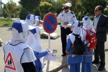 اجرای طرح پلیس و مدارس در استان یزد آغاز شد