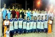 تغییر نام تیم فوتبال ساحلی برسام اردکان به 'ایفا سرام'