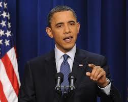 اوباما: خانواده های گروگان های آمریکایی می توانند با گروگانگیران مذاکره کنند