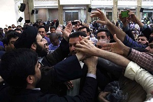 گزارش سفر حجت الاسلام و المسلمین سید علی خمینی به استان گلستان