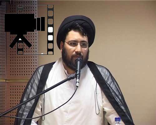 گشایش نمایشگاه «در آستانه آفتاب» با حضور حجت الاسلام والمسلمین سید علی خمینی