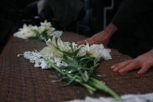 مراسم سومین روز درگذشت مرحومه ثقفی در جماران و قم