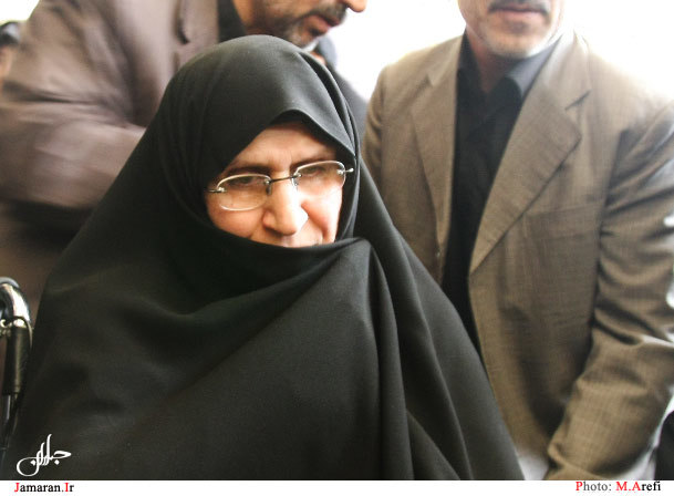 زهرا مصطفوی: همسرم یک مرد متدین الهی بود