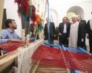 بازدید آیت الله هاشمی رفسنجانی از اماکن قدیمی و تاریخی شهر کرمان
