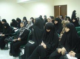 نقش زنان در جامعه اسلامی