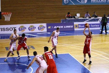 پیروزی بسکتبالیستهای جوان چین برابر عراق