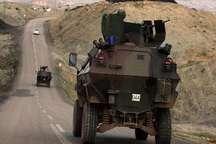 پنج تن از اعضای پ.ک.ک تسلیم نیروهای نظامی ترکیه شدند
