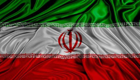 رونمایی از بزرگترین پرچم ایران در دیدار با قطر