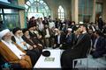 پاسخ سید احمد خمینی به انتقادات در خصوص مراسم نیمه شعبان