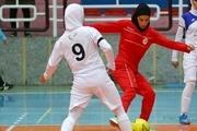 لرستان قهرمان فوتسال دختران دانشگاه پیام نور کشور شد
