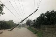 برق 3 روستای سیل زده مانه و سملقان هنوز قطع است