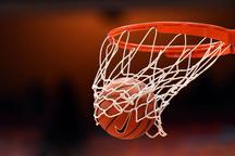 تیم بسکتبال درفک رشت برابر صومعه سرا پیروز شد