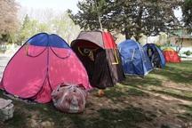 هشت هزار گردشگر در پارک های دوگنبدان اسکان یافتند