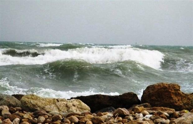 سرعت باد در خلیج فارس به 45کیلومتر در ساعت می رسد