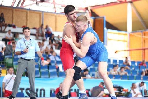 کاویانینژاد به مدال طلا دست یافت