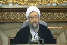 آیت الله آملی لاریجانی: رئیس جدید قوه قضائیه تا دو سه روز آینده معرفی خواهد شد