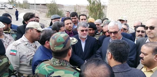 استاندار خراسان جنوبی بر تکمیل زیرساخت های بازارچه دوکوهانه تاکید کرد