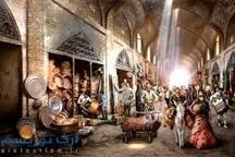 ساماندهی راسته های بازار تاریخی زنجان  از تمرکز فضاهای تجاری بزرگ در هسته مرکزی شهر کاسته می شود