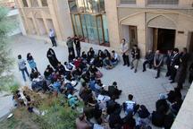 مطالبات صنفی دانشجویان دانشگاه هنر اصفهان رسیدگی می شود