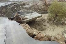 راه ارتباطی 12 روستای دیشموک در کهگیلویه قطع شد