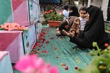 پیکر مطهر سه شهید مدافع حرم در اصفهان تشییع میشود