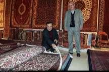 11میلیون و 885 هزار دلار فرش از زنجان صادر شد