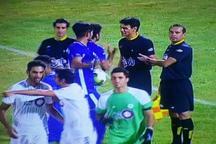 ذوب آهن اصفهان،استقلال خوزستان را گلباران کرد