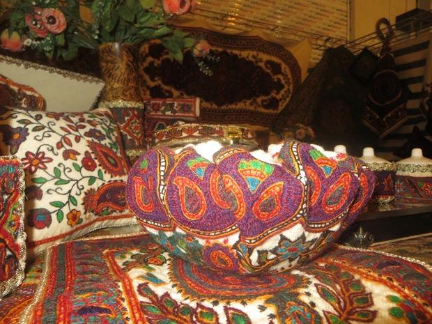 نمایشگاه تخصصی صنایع دستی در کرمان افتتاح شد
