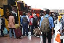 نرخ جابجایی مسافر ایام نوروز 98 در ایلام 20 درصد افزایش می یابد