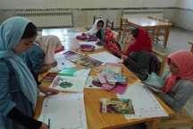استقبال از برنامه های جشنواره کتابخوانی رضوی در شهرستان کوثر