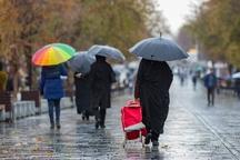 کاهش دما و بارندگی در گیلان تا سه روز آینده