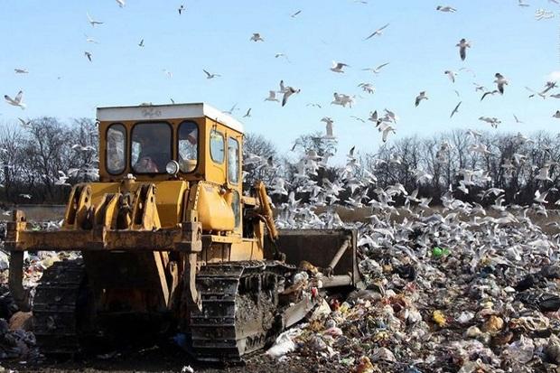 شیرابه محل دفن زباله در آستارا طبیعت را تهدید می کند