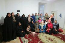 گردهمایی بانوان خبرنگار در ماهان برگزار شد