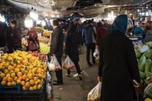 45 غرفه عرضه میوه شب عید در همدان ایجاد می شود