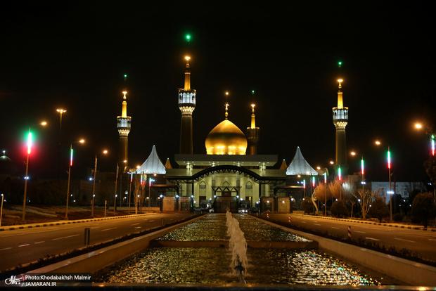 لغو مراسم عزاداری یزدی ها در حرم امام