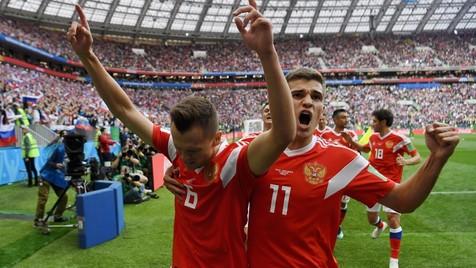 واکنش AFC به شکست تحقیرآمیز عربستان مقابل روسیه +عکس