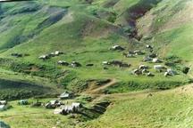چادرهای عشایری در مناطق سردسیر پایتخت برپا شد