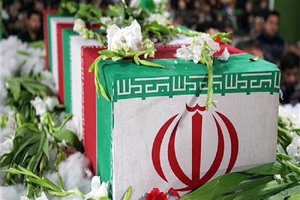 چهار شهید گمنام میهمان نوروزی البرزی ها شدند