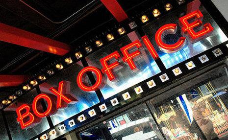 رکورد فروش سینماهای آمریکا شکست