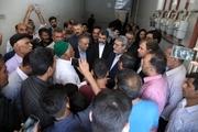 بازدید سرزده وزیر کشور از برخی محلات حاشیه شهر مشهد