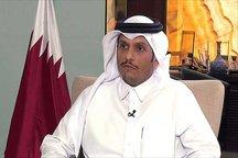 وزیر خارجه قطر: روابط ما با ایران مثبت است