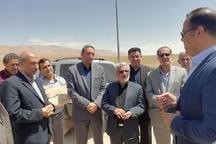 یک میلیارد تومان برای  آسفالت 10 روستای فیروزکوه تخصیص یافت